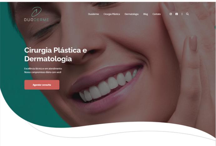 criar-site-medico-home - Criar site para médicos, consultórios e clínicas: dicas da 8P